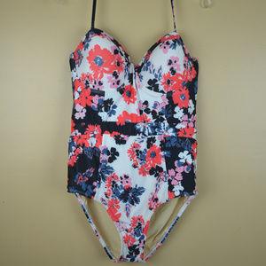 "ModCloth Women's ""The Harper"" One-Piece Swimsuit -"